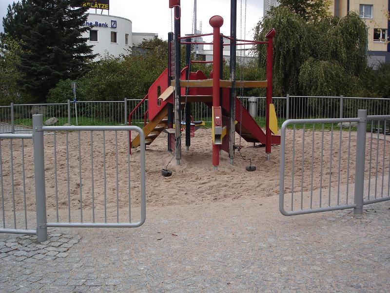 """Spielplatz """"Unterer Markt"""""""
