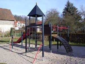 Spielplatz Wichtshausen
