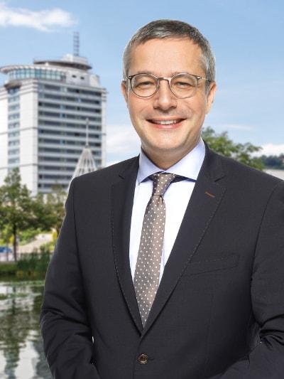Lord Mayor André Knapp